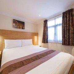 Отель Comfort Inn Hyde Park Лондон комната для гостей фото 2