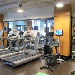 Отель Executive Suites Plus фитнесс-зал
