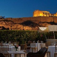 Отель Divani Palace Acropolis питание