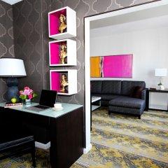 Отель Churchill Hotel Near Embassy Row США, Вашингтон - отзывы, цены и фото номеров - забронировать отель Churchill Hotel Near Embassy Row онлайн фото 2