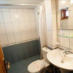 Отель Izvora Болгария, Кранево - отзывы, цены и фото номеров - забронировать отель Izvora онлайн ванная фото 2