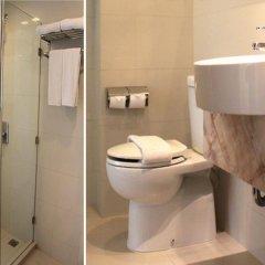 Отель Sunshine Hotel And Residences Таиланд, Паттайя - 7 отзывов об отеле, цены и фото номеров - забронировать отель Sunshine Hotel And Residences онлайн ванная