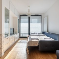 Апартаменты P&O Apartments Okecie 4 комната для гостей фото 4