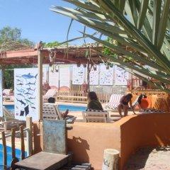 Отель Bedouin Garden Village пляж