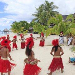 Отель Hilton Moorea Lagoon Resort and Spa развлечения