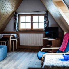Отель Willa Leluja Польша, Закопане - отзывы, цены и фото номеров - забронировать отель Willa Leluja онлайн комната для гостей фото 3