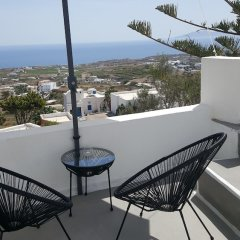 Отель Euphoria Suites Греция, Остров Санторини - отзывы, цены и фото номеров - забронировать отель Euphoria Suites онлайн балкон