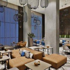 Отель Courtyard by Marriott Al Barsha, Dubai ОАЭ, Дубай - отзывы, цены и фото номеров - забронировать отель Courtyard by Marriott Al Barsha, Dubai онлайн интерьер отеля фото 2