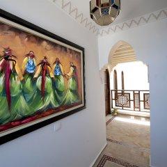 Отель Dar Yasmine Марокко, Танжер - отзывы, цены и фото номеров - забронировать отель Dar Yasmine онлайн интерьер отеля фото 2