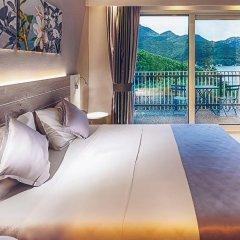 Отель Zebra Hotel Черногория, Тиват - отзывы, цены и фото номеров - забронировать отель Zebra Hotel онлайн комната для гостей фото 2