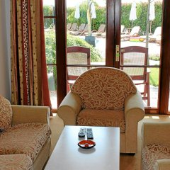 Отель Helena VIP Villas and Suites Болгария, Солнечный берег - отзывы, цены и фото номеров - забронировать отель Helena VIP Villas and Suites онлайн комната для гостей