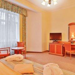 Villa Savoy Spa Park Hotel комната для гостей фото 4