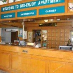 Апартаменты Bri & Enjoy Apartment Паттайя интерьер отеля фото 2