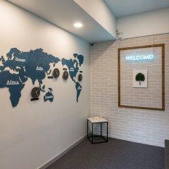 Отель First Stay Hotel Южная Корея, Сеул - отзывы, цены и фото номеров - забронировать отель First Stay Hotel онлайн интерьер отеля фото 2