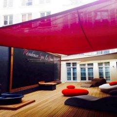 Отель Residence & Spa Le Prince Regent фитнесс-зал