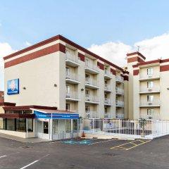 Отель Motel 6 Washington D.C. США, Вашингтон - отзывы, цены и фото номеров - забронировать отель Motel 6 Washington D.C. онлайн парковка