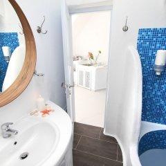 Отель Vip Suites Греция, Остров Санторини - 1 отзыв об отеле, цены и фото номеров - забронировать отель Vip Suites онлайн ванная
