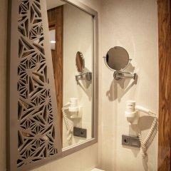 Отель Oum Palace Hotel & Spa Марокко, Касабланка - отзывы, цены и фото номеров - забронировать отель Oum Palace Hotel & Spa онлайн ванная