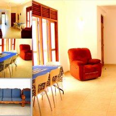 Апартаменты Ocean Breeze Apartment Colombo комната для гостей
