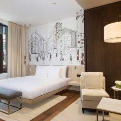 La Ville Hotel & Suites CITY WALK, Dubai, Autograph Collection комната для гостей фото 3
