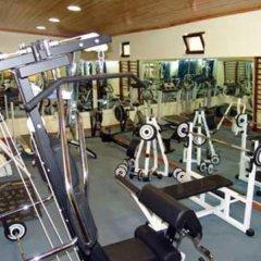 Отель Choro Mar фитнесс-зал