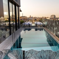 Отель Vp Plaza Espana Design Мадрид бассейн фото 3
