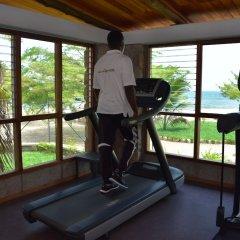 Hotel Club Du Lac Tanganyika фитнесс-зал фото 2