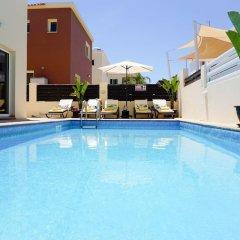 Отель Villa Soraya 2 Кипр, Протарас - отзывы, цены и фото номеров - забронировать отель Villa Soraya 2 онлайн бассейн