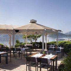 Отель Grand Azur Marmaris питание