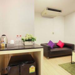 Отель Klassique Sukhumvit Бангкок удобства в номере