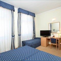 Hotel Tivoli Prague Прага комната для гостей