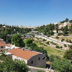 Mount Zion Boutique Hotel Израиль, Иерусалим - 1 отзыв об отеле, цены и фото номеров - забронировать отель Mount Zion Boutique Hotel онлайн балкон