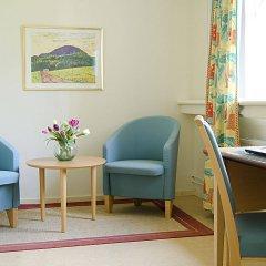 Отель Sunderby Folkhögskola Hotell & Konferens удобства в номере фото 2