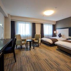 Daiwa Roynet Hotel Oita комната для гостей фото 3