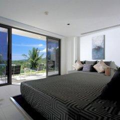 Отель The Heights Penthouse Seaview 3 Bedroom A2 пляж Ката комната для гостей фото 4
