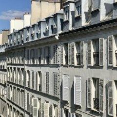 Отель Basile Франция, Париж - отзывы, цены и фото номеров - забронировать отель Basile онлайн балкон