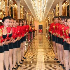 Yongdebao International Hotel Guangzhou с домашними животными