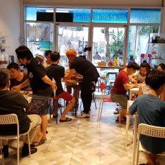 Отель Board Game Hostel Таиланд, Бангкок - отзывы, цены и фото номеров - забронировать отель Board Game Hostel онлайн интерьер отеля