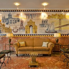 TURIM Lisboa Hotel интерьер отеля фото 3
