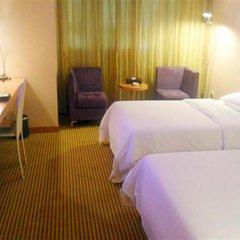 Отель Zhongshan Plainvim Fashion Business Hotel Китай, Чжуншань - отзывы, цены и фото номеров - забронировать отель Zhongshan Plainvim Fashion Business Hotel онлайн комната для гостей фото 5
