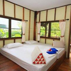 Отель Aonang Cliff View Resort сейф в номере