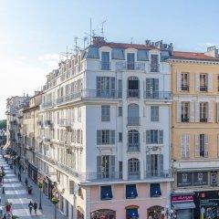 Отель Le Dortoir Франция, Ницца - отзывы, цены и фото номеров - забронировать отель Le Dortoir онлайн вид на фасад