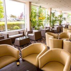 Отель Carat Residenz-Apartmenthaus интерьер отеля