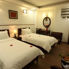Nova Luxury Hotel комната для гостей