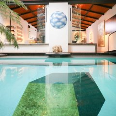 Отель Rental In Rome Riari Garden Luxury бассейн