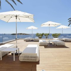 Hotel Torre Del Mar пляж
