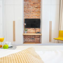 Отель Wishlist Old Prague Residences Чехия, Прага - отзывы, цены и фото номеров - забронировать отель Wishlist Old Prague Residences онлайн комната для гостей фото 4