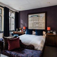 Отель Fox and Anchor комната для гостей