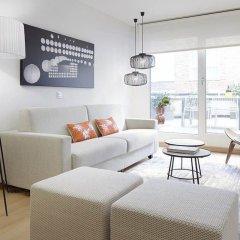 Отель Easo Terrace Apartment By Feelfree Rentals Испания, Сан-Себастьян - отзывы, цены и фото номеров - забронировать отель Easo Terrace Apartment By Feelfree Rentals онлайн комната для гостей