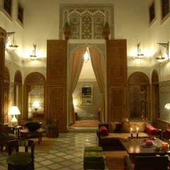 Отель Riad au 20 Jasmins Марокко, Фес - отзывы, цены и фото номеров - забронировать отель Riad au 20 Jasmins онлайн интерьер отеля